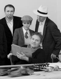 dieSTEINBACH & Wolfram Berger | NEICHE KERZN@Bühne im Hof