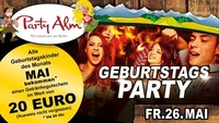 GeburtstagsParty@Party Alm Hartberg