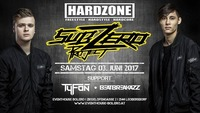 HardZone presents Sub Zero Project I 03.06.2017@Eventhouse Bolero
