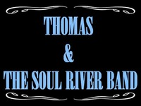 Thomas & the Soul River Band@Café Carina