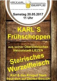Karl`s Frühschoppen@Bierpub Krügerl