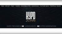 HYPD x Dope Freshness x Urban Beats x Hyped Generation@Orange