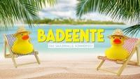 Badeente - Das Säulenhalle Sommerfest@Säulenhalle