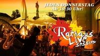 Rathaus Live Session Opening mit Rich & Famous@Rathaus Café-Bar