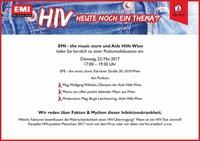 HIV heute noch ein Thema ?@EMI-the music store