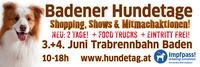 4.Badener Hundetage – EINTRITT FREI @Trabrennbahn Baden