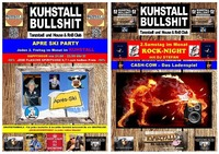 2.Party-Wochenende im Kuhstall-Bullshit im Mai@Kuhstall