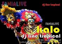 Dj Kalo: latin soul rock tropical@Fania Live