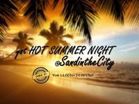 1st HOT Summer NIGHT@SandintheCity