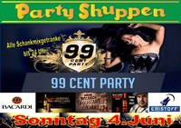 99 Cent Party 4.Juni@Partyshuppen Aspach