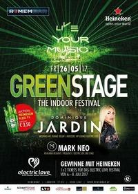 Heineken - GREEN STAGE@REMEMBAR