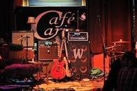 Shaken all over@cafe carina live@Café Carina