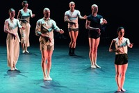 Dance On Ensemble - Water between three hands@Festspielhaus St. Pölten