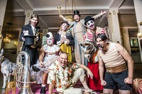 Mnozil Brass - Cirque@Festspielhaus St. Pölten