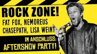 ROCK ZONE: Fat Fox / Nemoreus / Chasepath / Lisa Weint@Viper Room