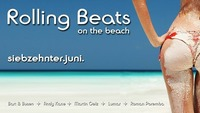 Rolling Beats - SA 17.Juni - VCBC@Vienna City Beach Club