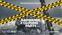 Badwandl Closing Party@Nightzone Zillertal