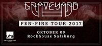 Graveyard [SE] // Fen-Fire Tour 2017 // Rockhouse Salzburg@Rockhouse