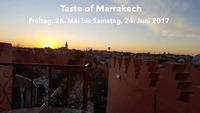 Taste of Marrakech@Aux Gazelles