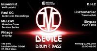 Device - Drum & Bass - Bock auf Kreativität