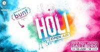 HOLI Festival der Farben Salzburg 2017@Red Bull Arena