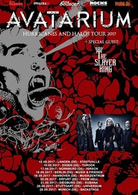 Avatarium | The Slayer King@Viper Room