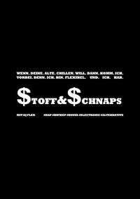 Stoff & Schnaps im Jederzeit@Jederzeit Club Lounge