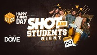 Happy Thursday Shot & Students Night@Praterdome