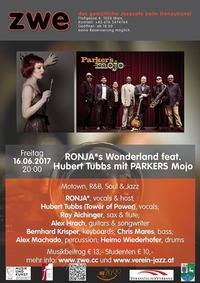 RONJA*s Wonderland feat. Hubert Tubbs mit Parkers Mojo@ZWE
