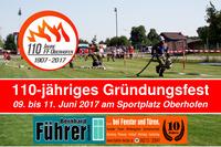110 Jahre FF Oberhofen am Irrsee - Samstag@Sportplatz Oberhofen