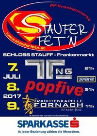 Staufer Fet´n@Schloß Stauf