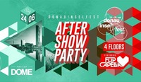 Donauinselfest Official Aftershowparty@Praterdome