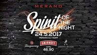 Spirit of the night@Merano Bar Lounge