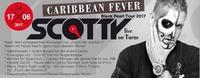 Caribbean Fever – DJ SCOTTY live on Turns@Bollwerk