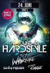 The Sound of Hardstyle - Part 3@Partystadl