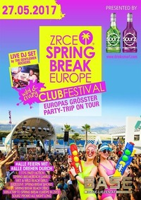 ▲Clubfestival▲ - Zrce Spring Break Europe Tour@BASE