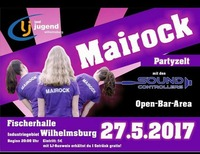 Mairock 2017@Partyzelt