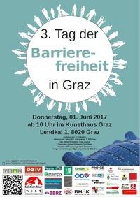 3. Tag der Barrierefreiheit in Graz@Kunsthaus Graz