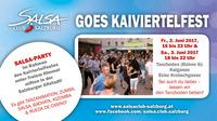 SALSA CLUB SALZBURG  goes KAIVIERTELFEST 2017 - Volume II@Kaigassenfest