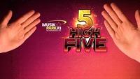 HIGH FIVE – Sonderöffnungstag!@Musikpark-A1