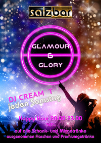 Glamour&Glory/DJ Cream-T@Salzbar