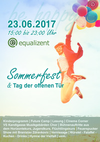 equalizent Sommerfest 2017@equalizent Schulungs- und Beratungs GmbH