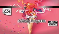 Summer Birthday Party XXL@Nachtschicht
