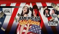 American Table Dance@Nachtschicht