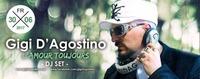GIGI D'Agostino@Bollwerk