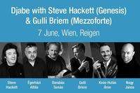 Djabe with Steve Hackett (Genesis) & Gulli Briem@Reigen