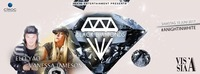 BLACK Diamonds #anightinwhite@Vis A Vis