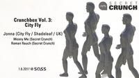 Gästeliste: Crunchbox Vol. 3: City Fly@SASS