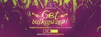 Get Balkanized! • Bottles & Hookah • 04/06/17@Scotch Club