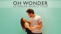 Oh Wonder - Ultralife World Tour@Grelle Forelle